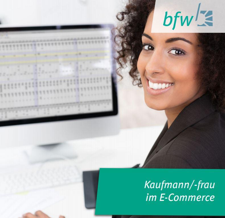 Kaufleute im E-Commerce Image
