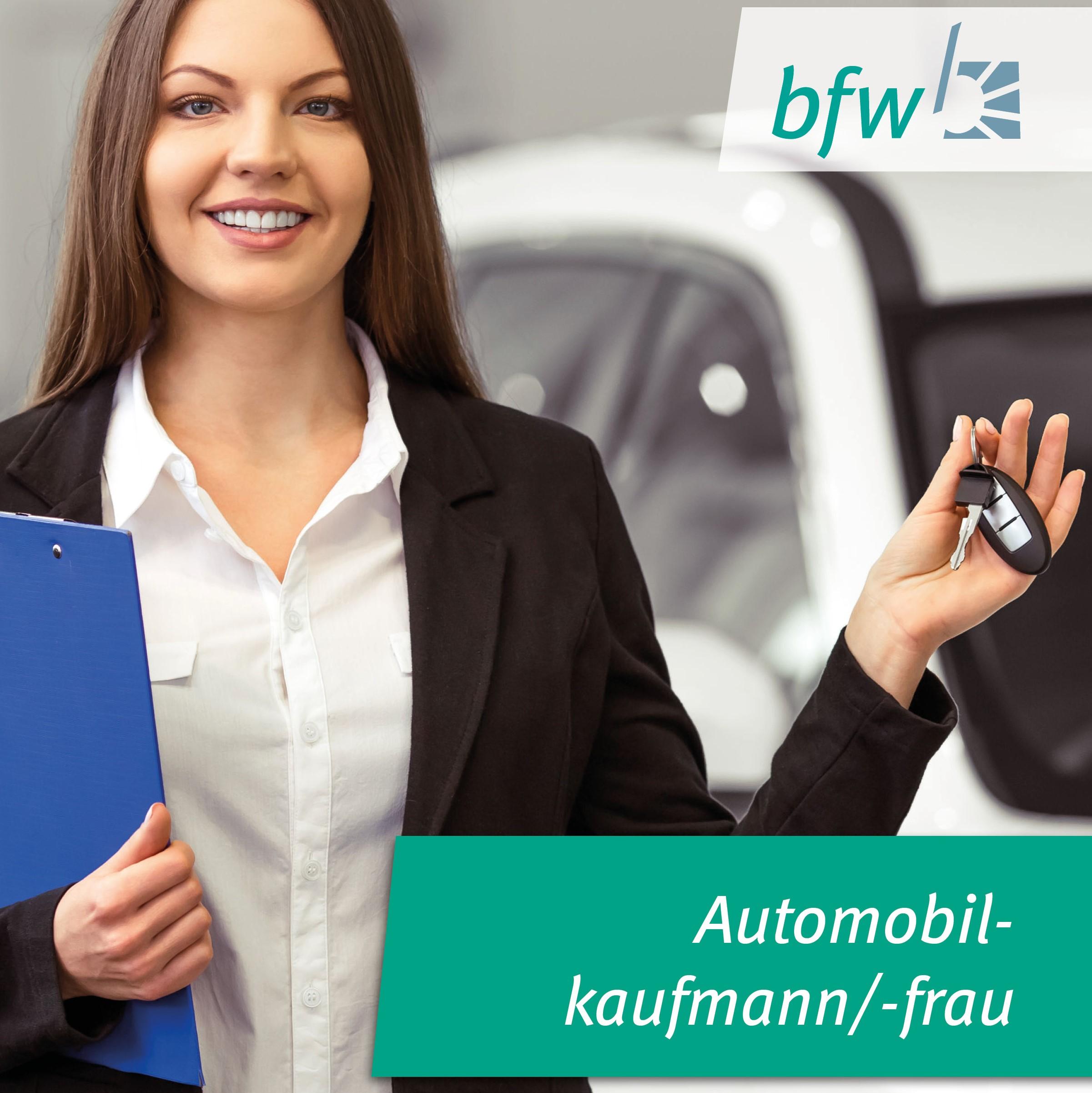 Automobilkaufmann/-frau (Betriebliche Qualifizierung) Image