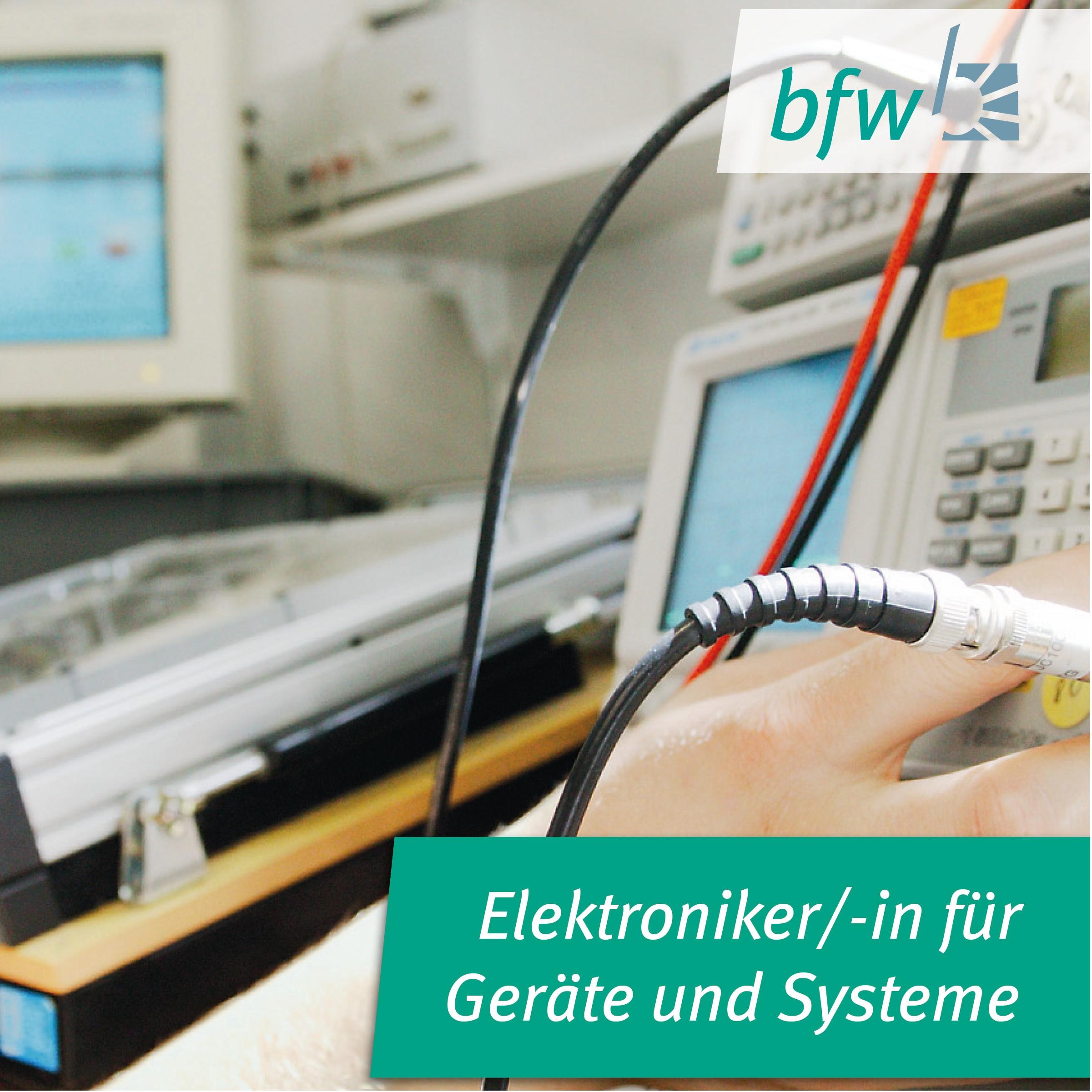 Elektroniker/-in für Geräte und Systeme Image