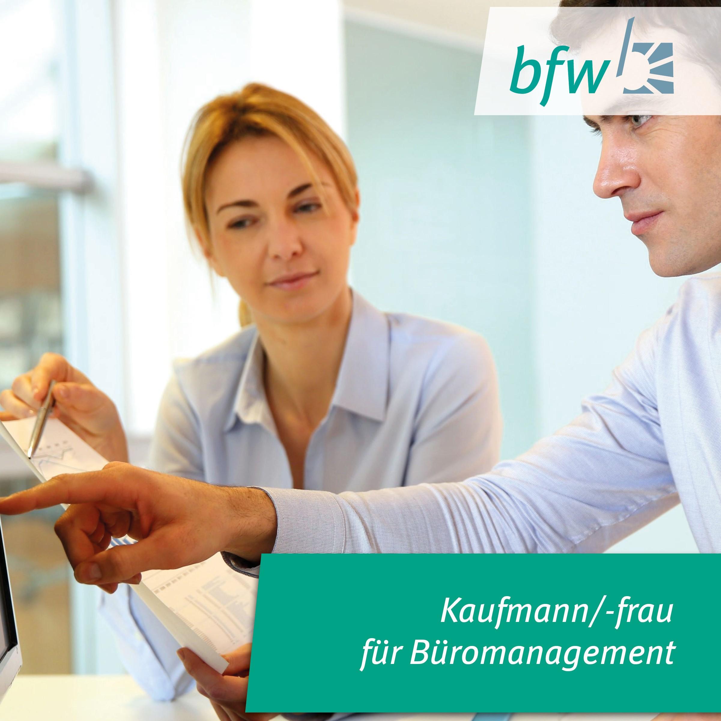 Kaufmann/-frau für Büromanagement Image
