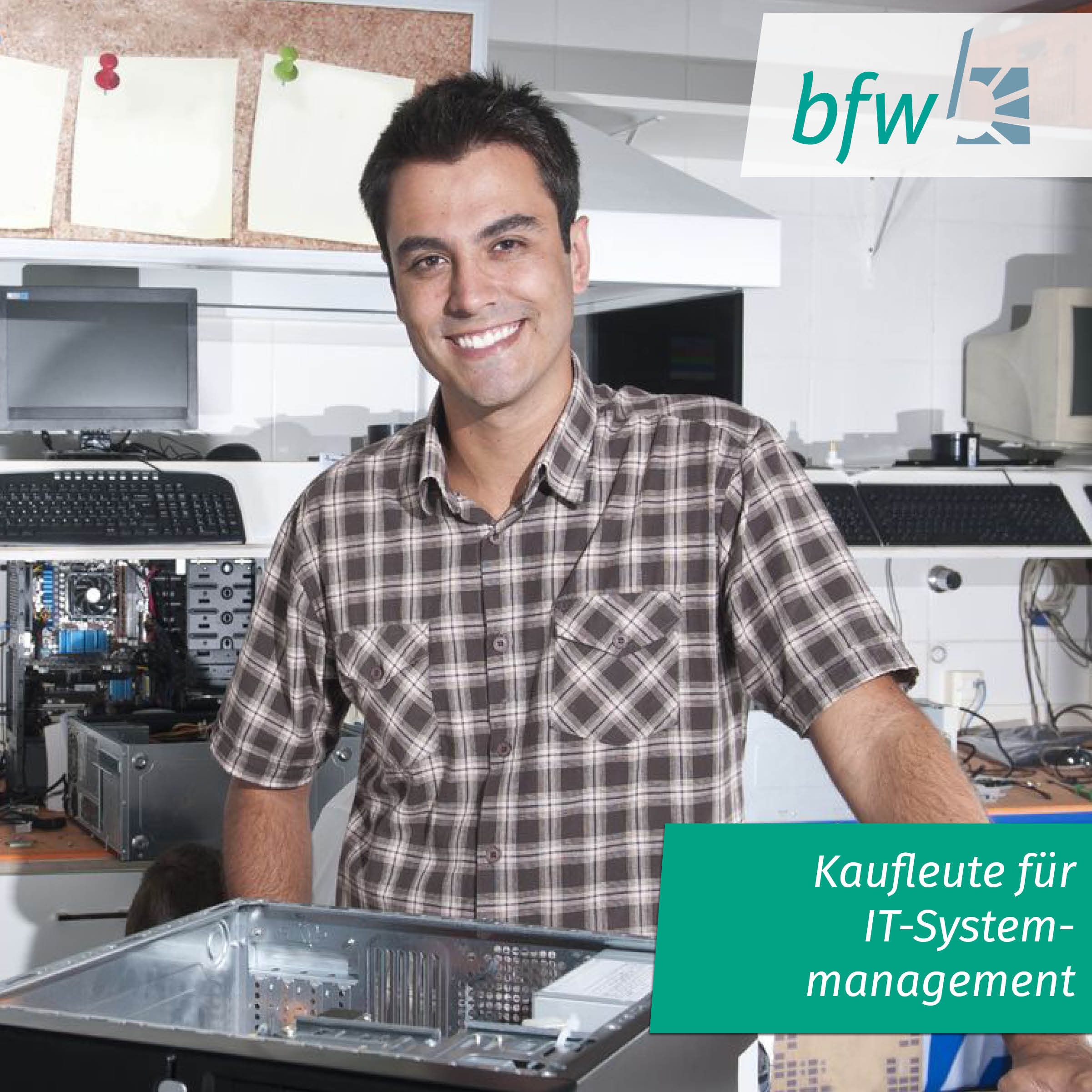 Kaufleute für IT-Systemmanagement Image