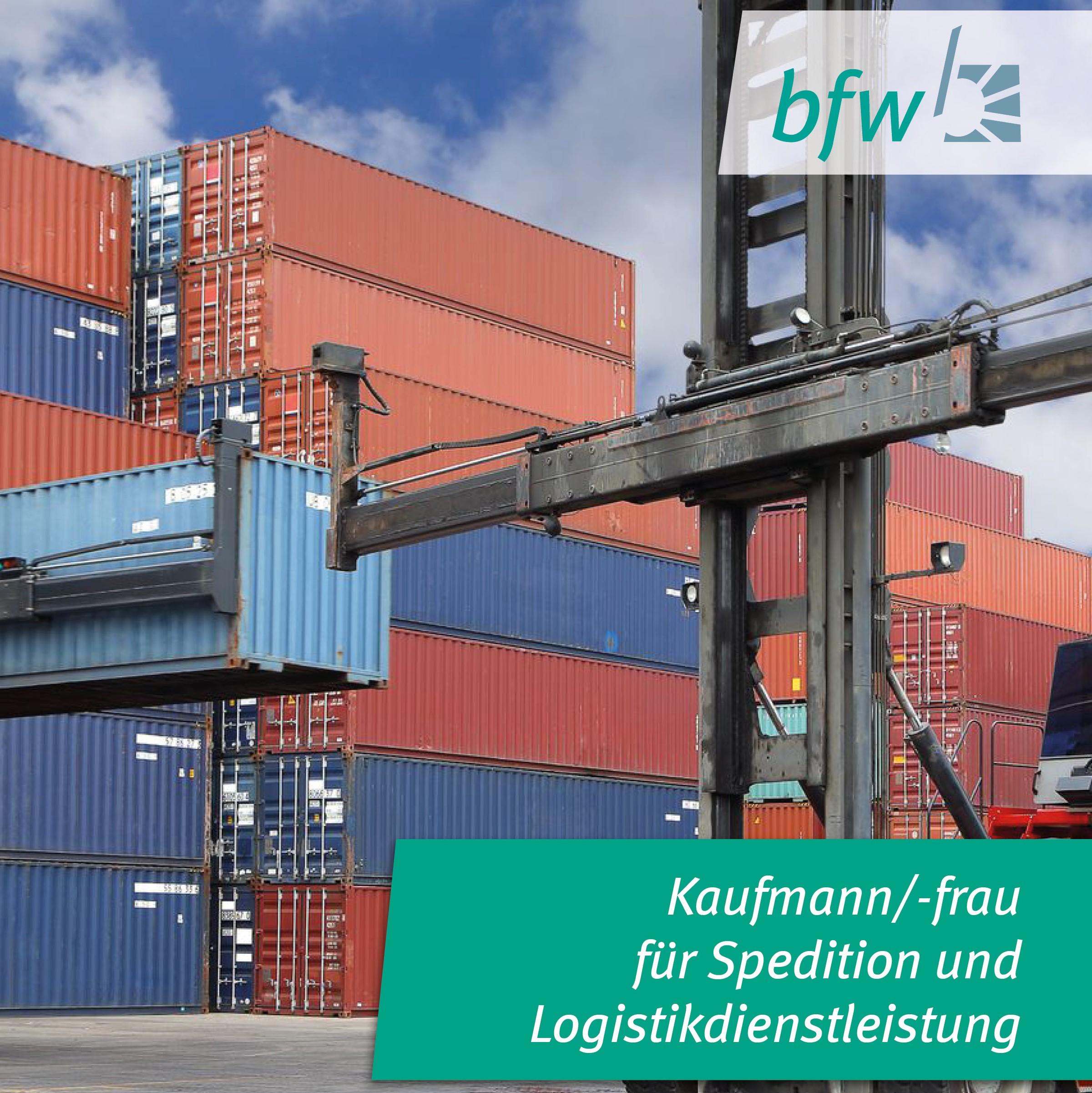 Kaufmann/-frau für Spedition und Logistikdienstleistung Image
