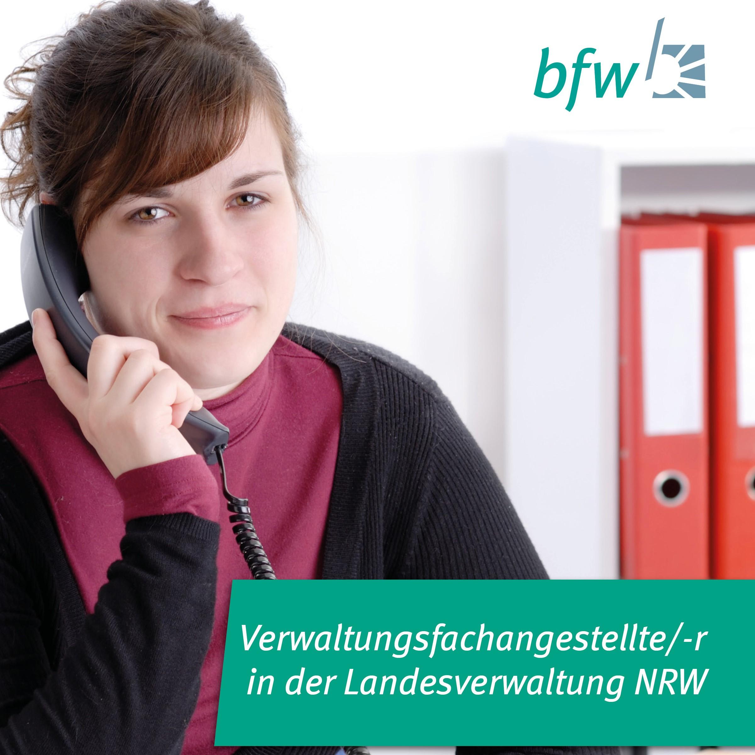 Verwaltungs-fachangestellte/-r (Landesverwaltung NRW) Image