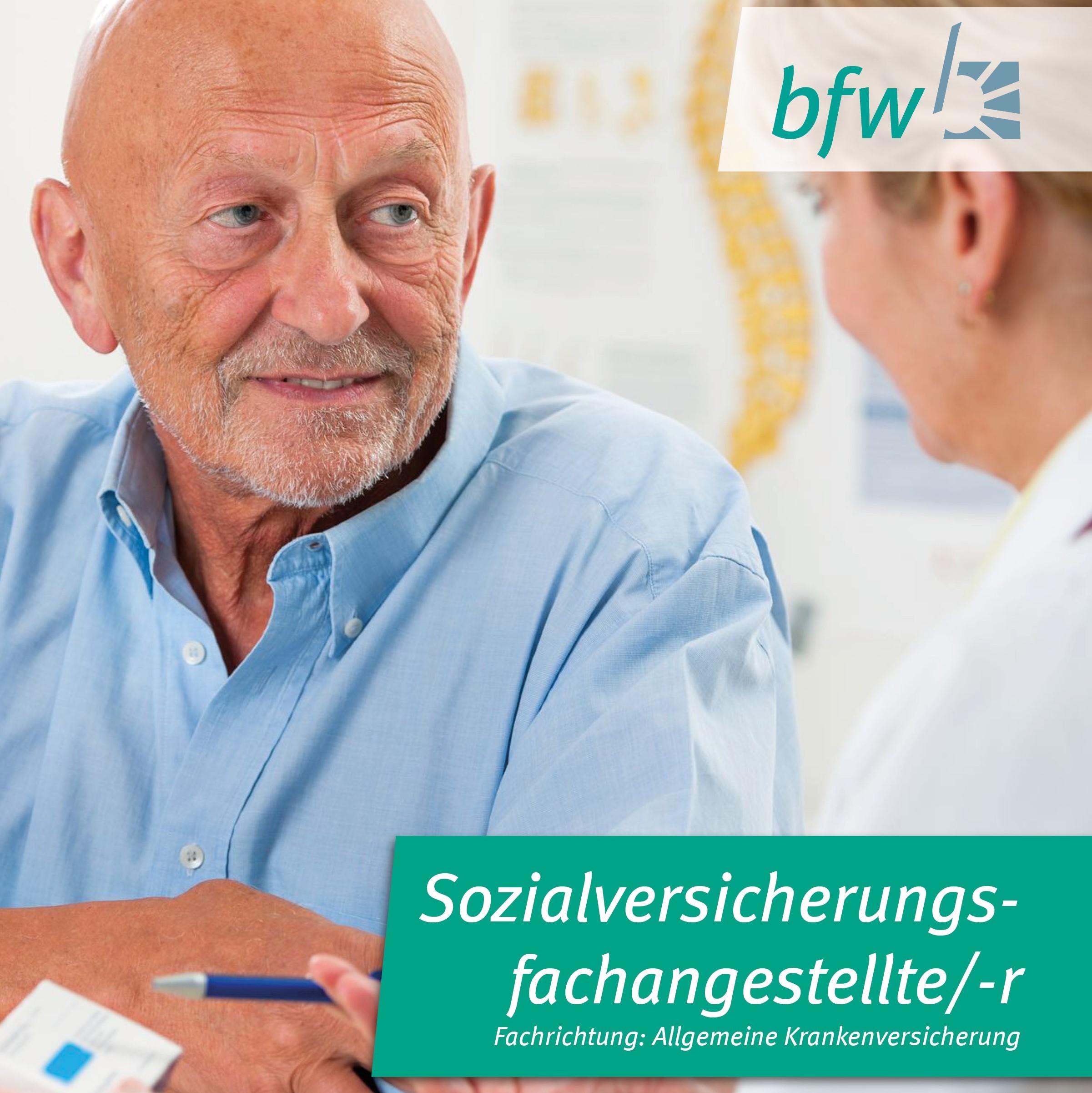 Sozialversicherungs-fachangestellte/-r (Allgemeine Krankenversicherung) Image