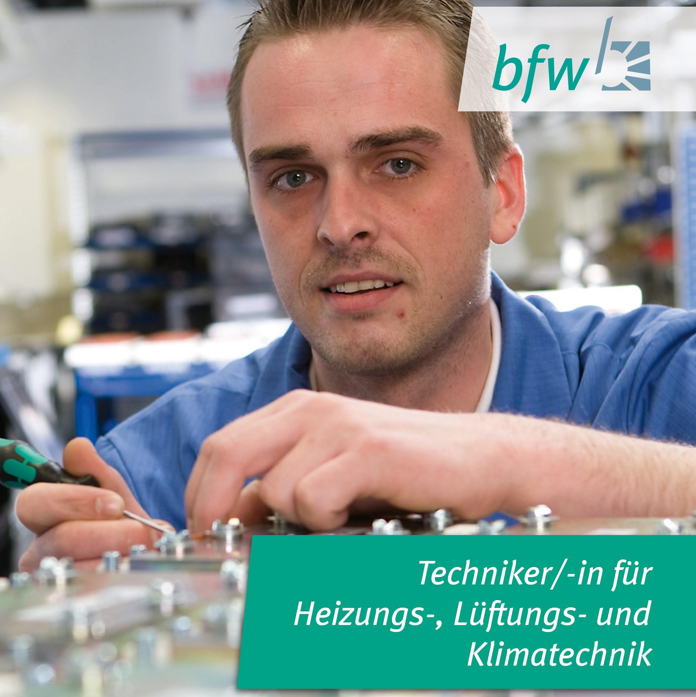 Techniker/-in Heizung/Klima/Lüftung Image