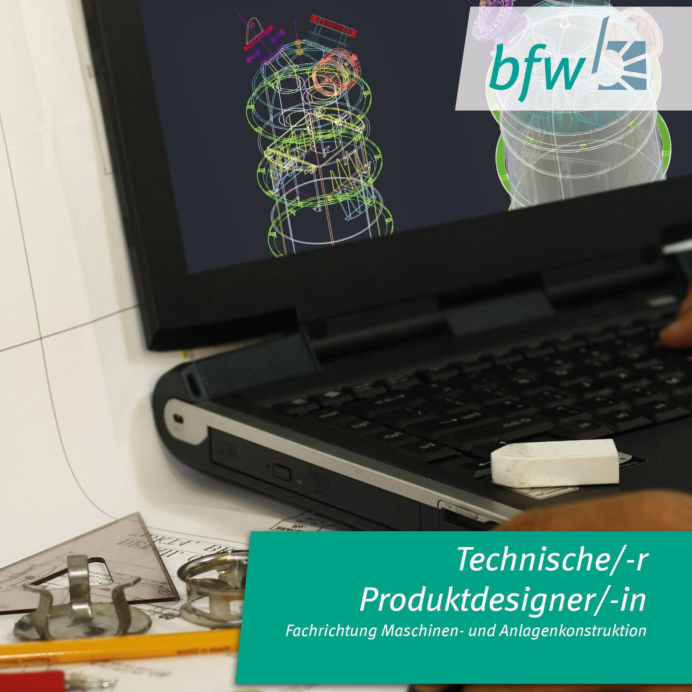 Technische/-r Produktdesigner/-in (Betriebliche Qualifizierung) Image