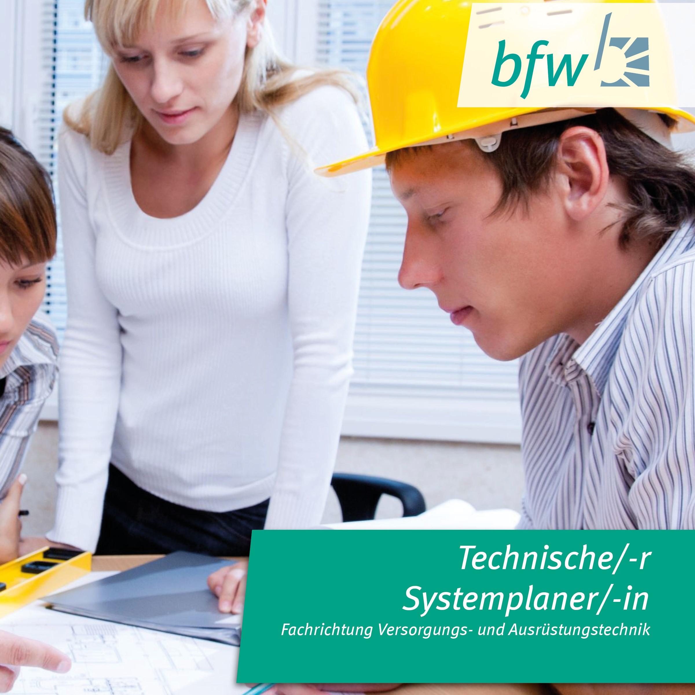 Technische/-r Systemplaner/in Image